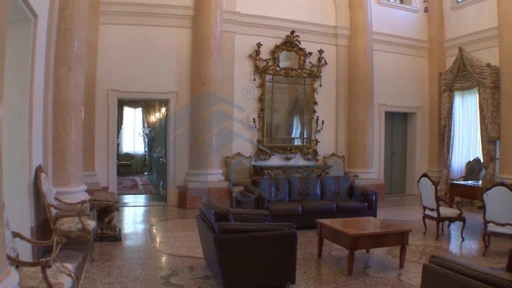 sala  villa d'epoca Venezia