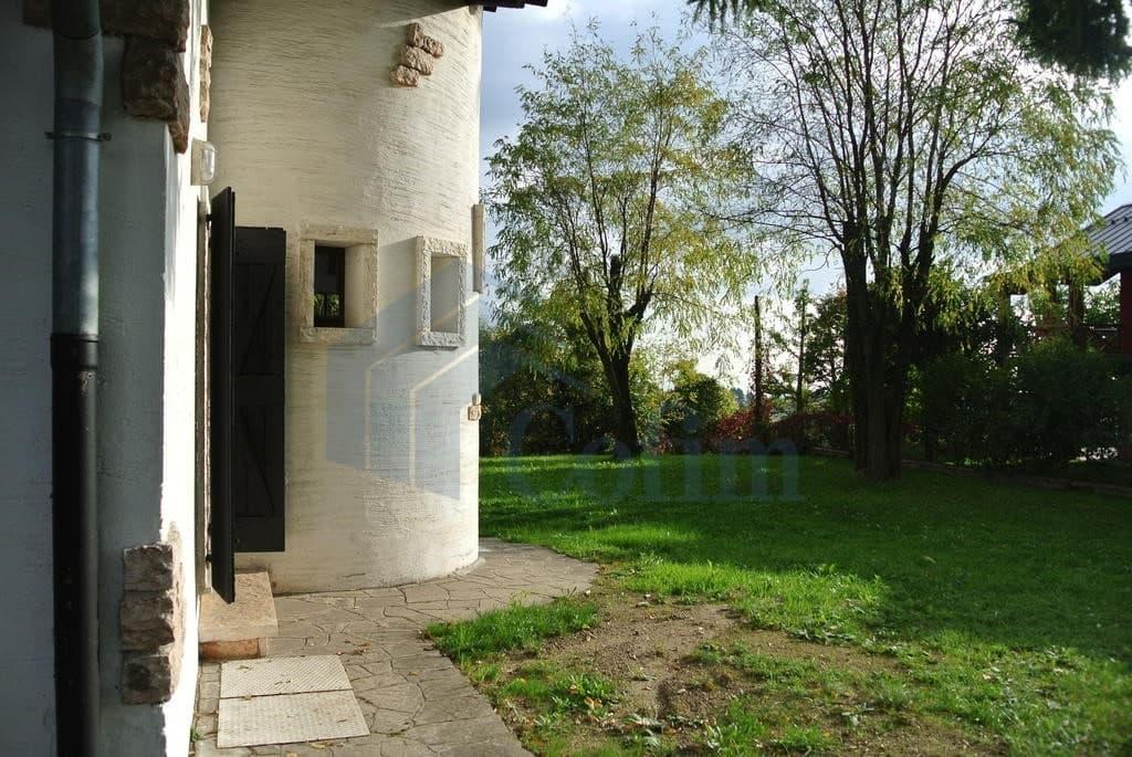 Villa giardino panoramica villa Lessinia  Cerro Veronese in Vendita - 11