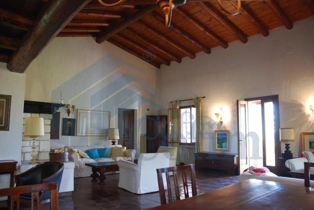 salone villa vendita Monfumo