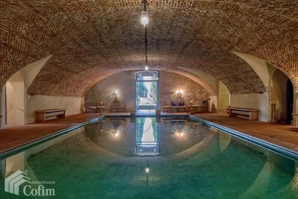 villa d'epoca in vendita a Verona piscina coperta