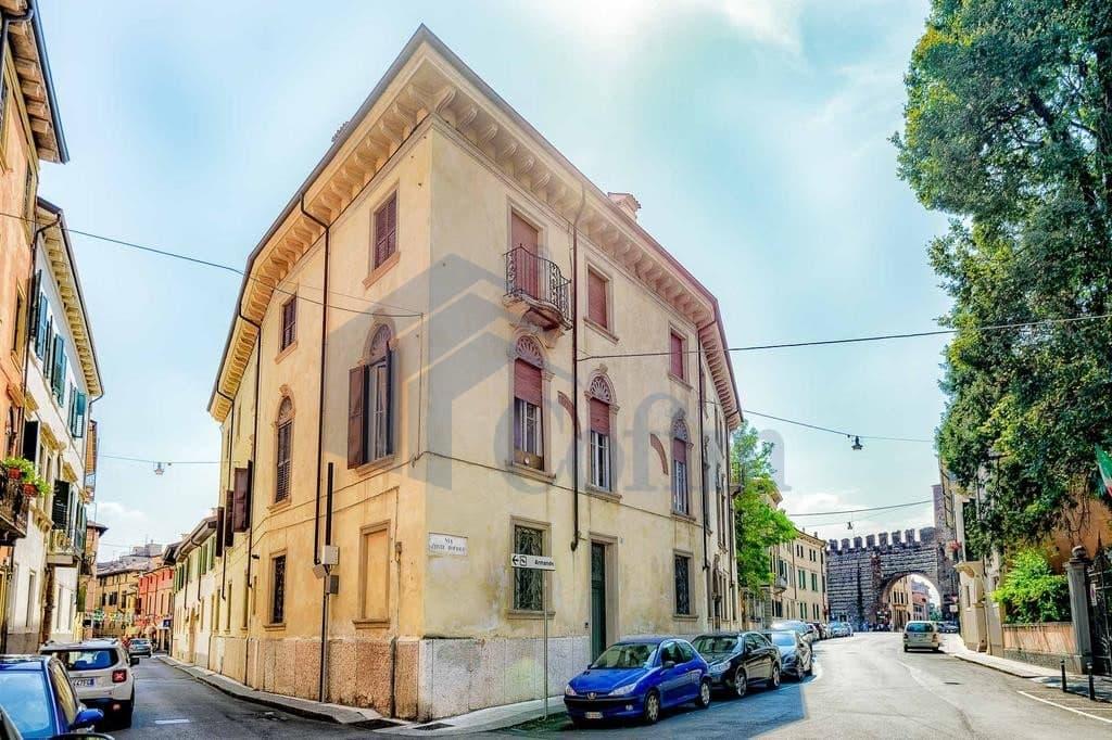 Appartamento affitto ultimo piano S. Fermo Verona