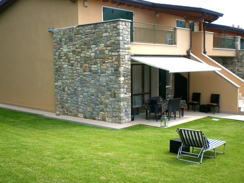 appartamento a schiera in vendita piscina giardino