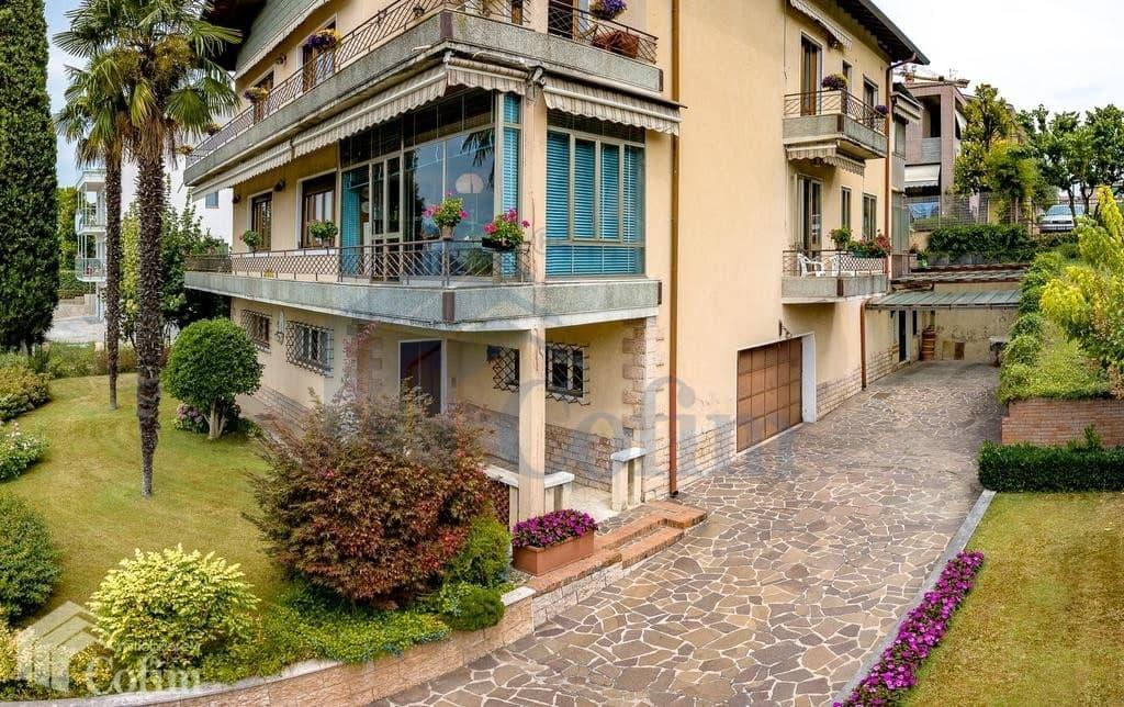 Trilocale con giardino in vendita L.ge Attiraglio