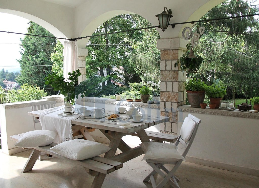 villa con giardino in vendita a Cerro veronese