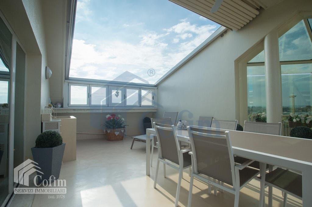 Appartamento cinque locali ATTICO con TERRAZZO in VENDITA v.ze ospedale B.GO TRENTO  Verona (Pindemonte)