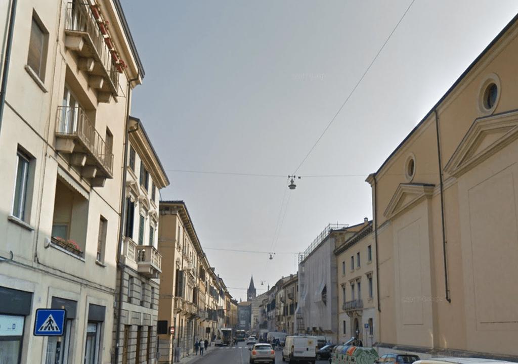 appartamento in affitto centro storico verona