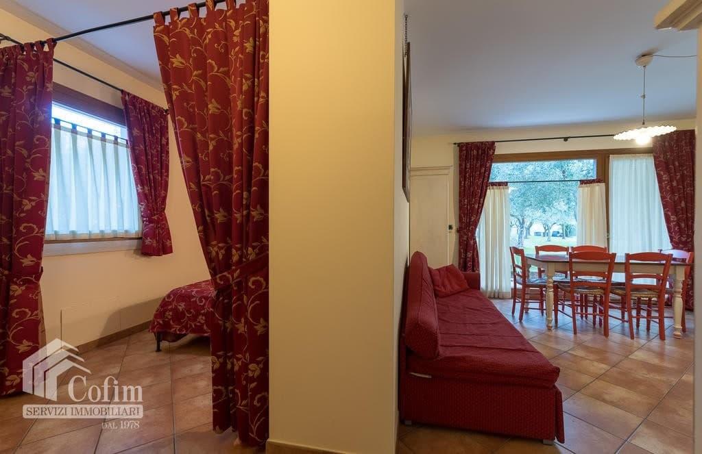 Appartamento trilocale ARREDATO e corredato, con PISCINA, in AFFITTO v.ze LAGO DI GARDA  Cavaion Veronese (Cavaion Veronese) - 9