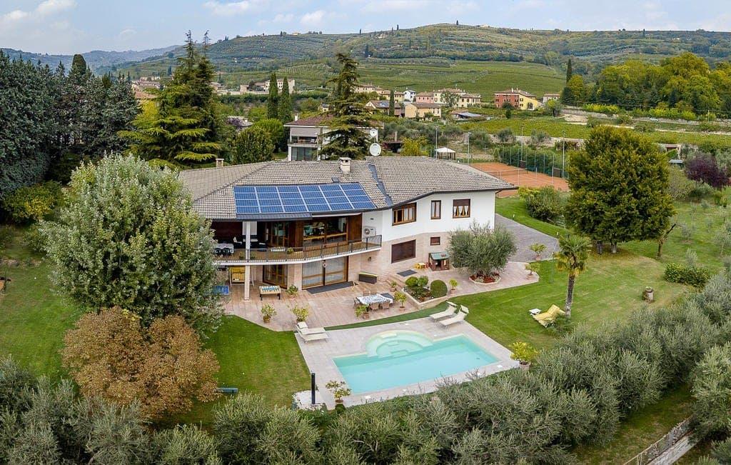 Villa vendita San Martino Buon Albergo - facciata