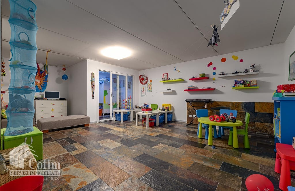 Villa di lusso recente, panoramica in VENDITA, Classe A1, finiture di pregio  Sona (Sona) - 20