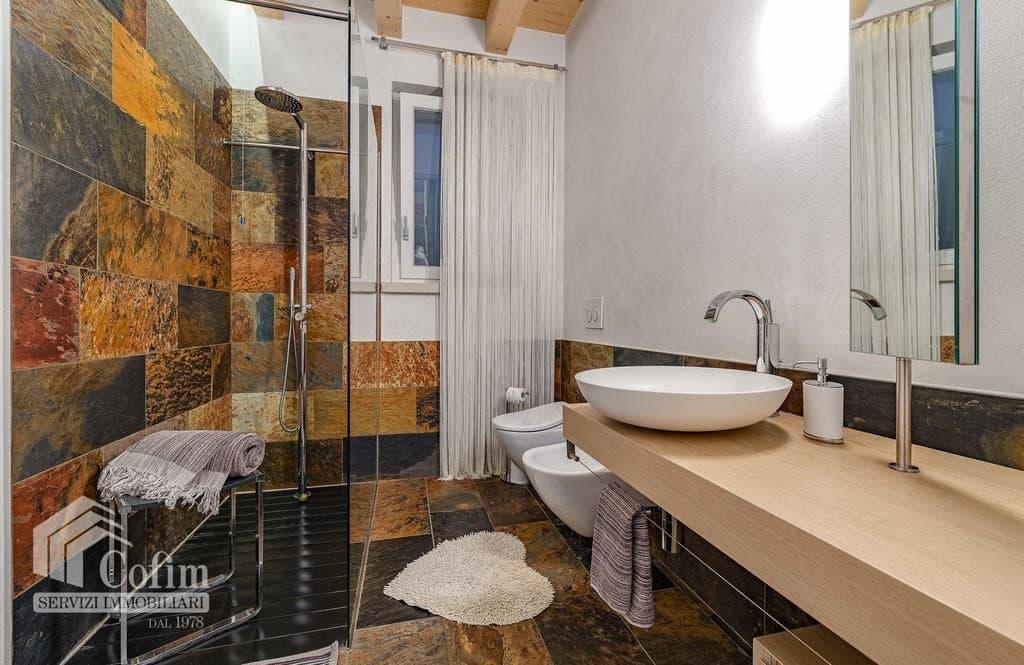 Villa di lusso recente, panoramica in VENDITA, Classe A1, finiture di pregio  Sona (Sona) - 21