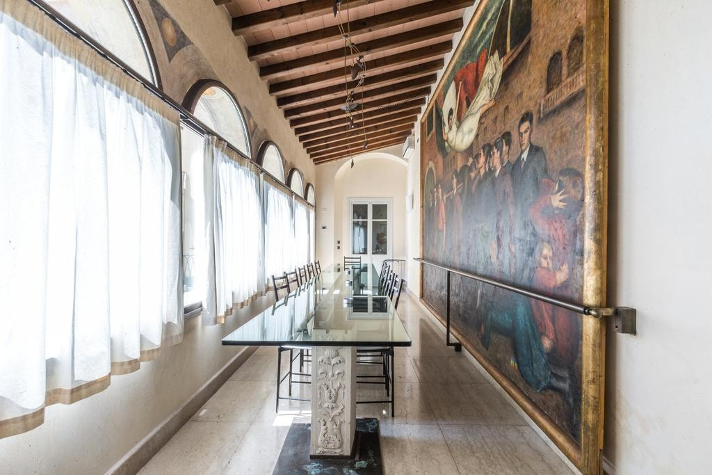 Five-rooms Apartment FULLY FURNISHED, elegant, with TERRACE, for RENT near Bra Square  Verona (Centro Storico) - 3