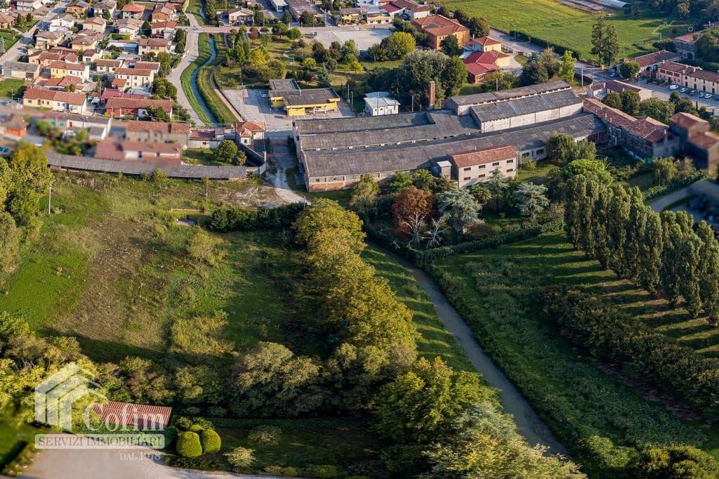Capannone e terreni agricoli in VENDITA posizione centrale  Bonavicina (San Pietro di Morubio)