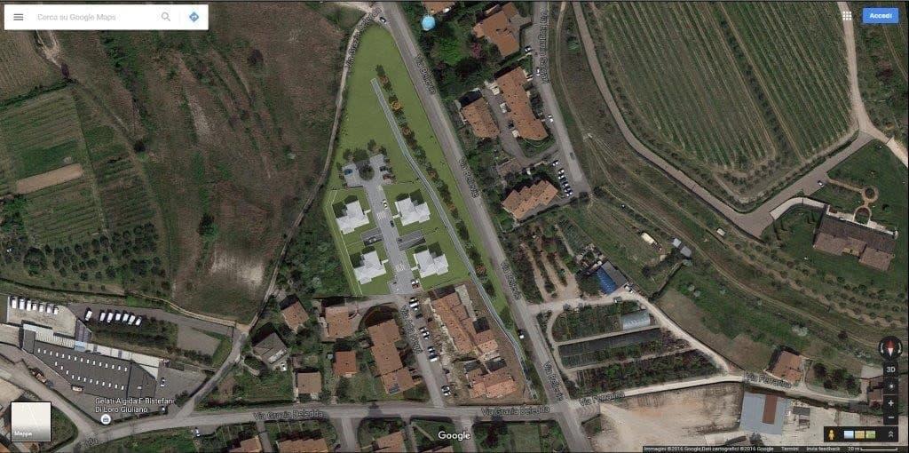 terreno edificabile in ottima posizione nel verde  Palazzolo (Sona) - 10