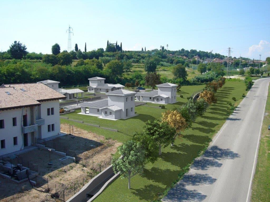 terreno edificabile in ottima posizione nel verde  Palazzolo (Sona)