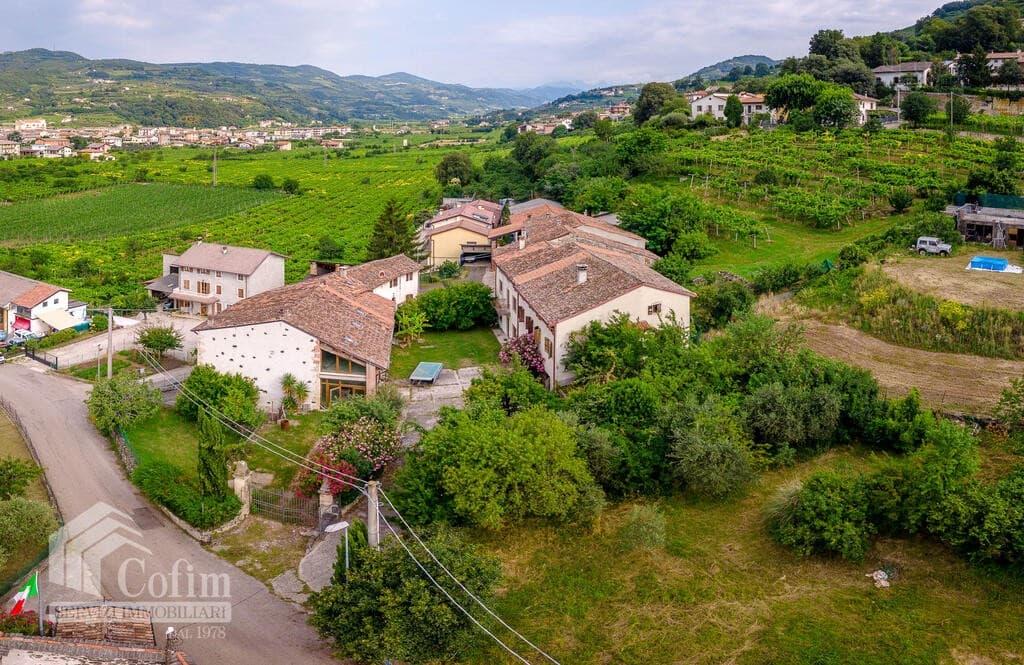 Rustico in panoramica ampia CORTE STORICA in VENDITA  Dal Cero (Montecchia di Crosara) - 20