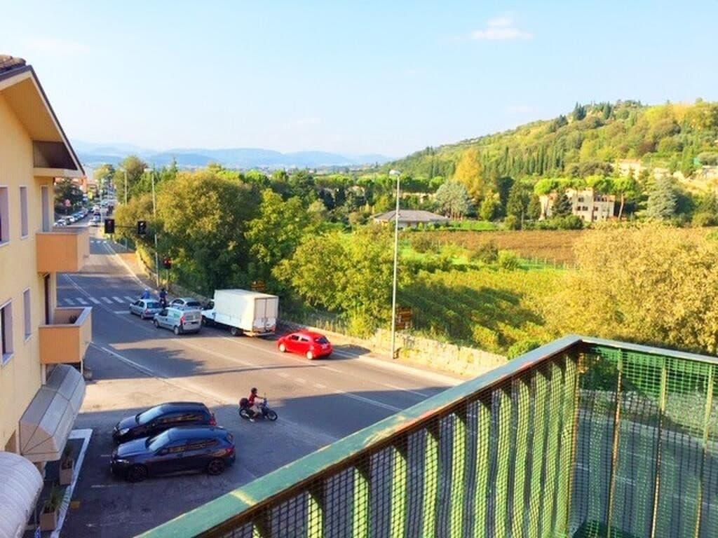 Appartamento quadrilocale in AFFITTO, ultimo piano panoramico con TERRAZZO  Verona (Parona) - 6