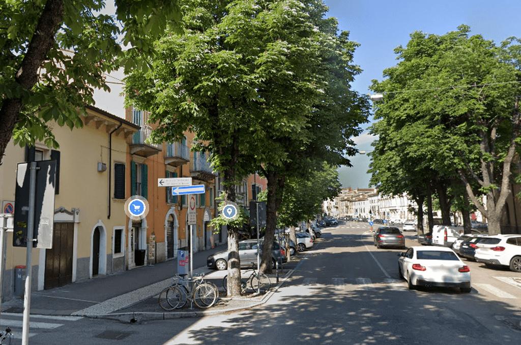 Appartamento bilocale in AFFITTO ristrutturato e ARREDATO Porta Palio   Verona (San Zeno) - 9