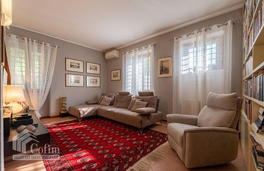 Cottage in an historic court with panoramic view  Lazise - 4