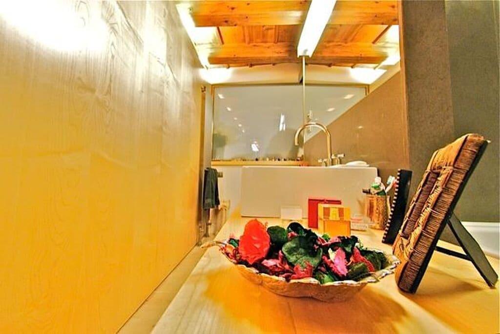 Appartamento quadrilocale ristrutturato ARREDATO lusso in AFFITTO V.ze Mazzini con garage  Verona (Centro Storico) - 9