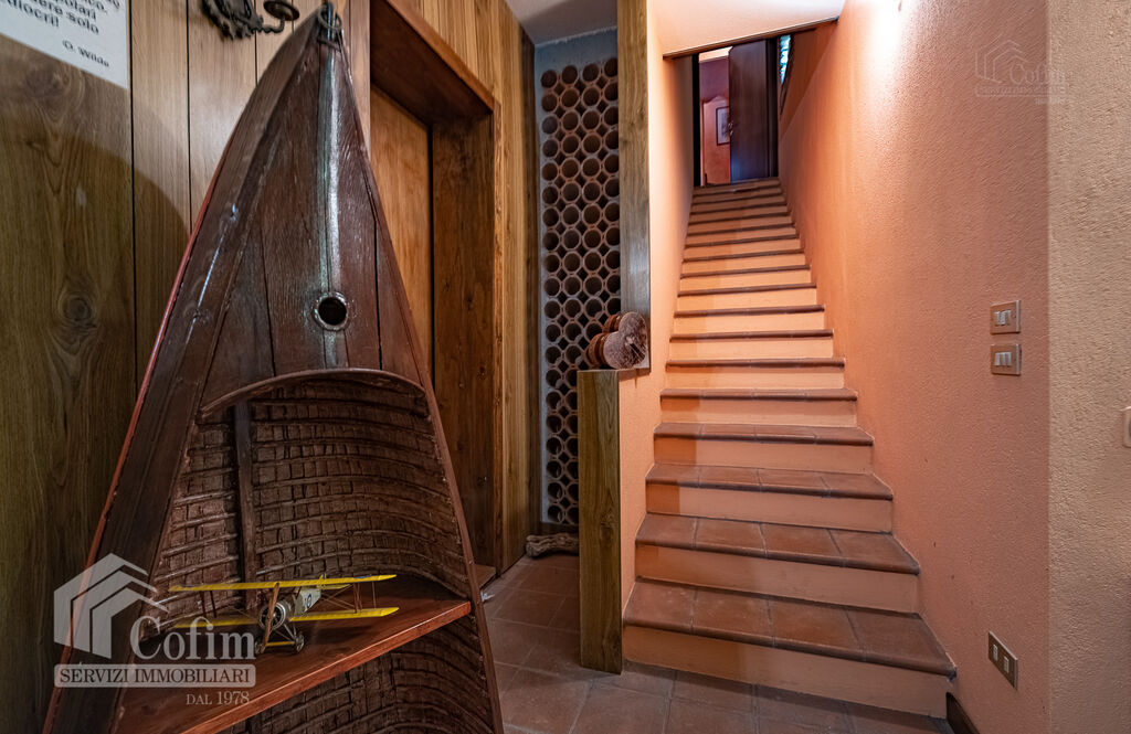 Five-rooms Apartment with terrace and roof garden, near the Lake   Sirmione - 12