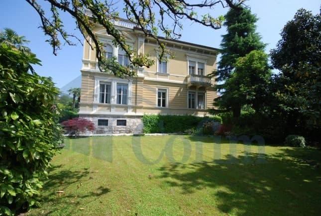 Immobiliare verona villa d 39 epoca riva del garda for Cianografie d epoca in vendita
