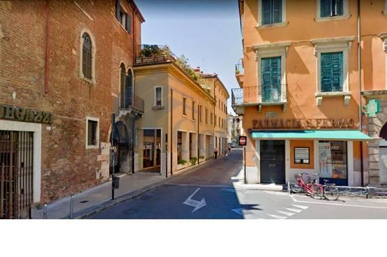 Appartamento cinque locali con terrazzo Verona (Centro Storico)