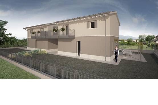 Villa bifamigliare Pescantina MM1456