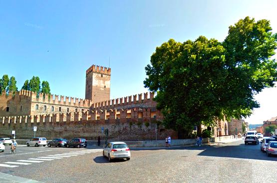 Appartamento bilocale Verona LS1466