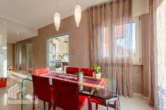Five-rooms Apartment Verona LS1527
