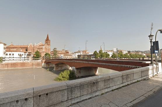 Appartamento trilocale Verona LS1613