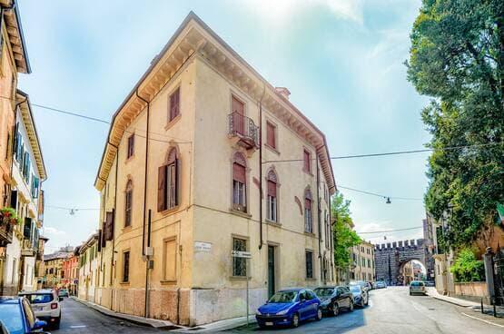 Appartamento quadrilocale Verona LS1716